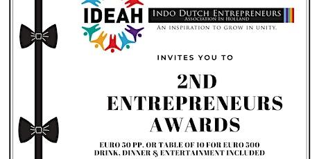 2nd IDEAH Entrepreneurs Awards tickets