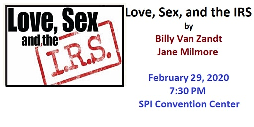 Love, Sex, and the IRS