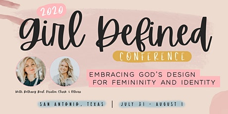 2020 Girl Defined Conference tickets