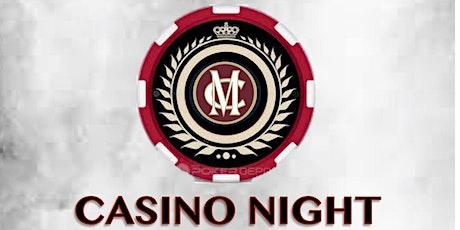 2020 Mill Creek Casino Night tickets