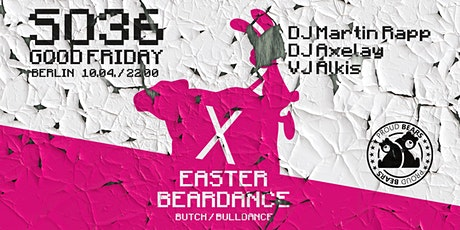 Easter BearDance 2021 Tickets