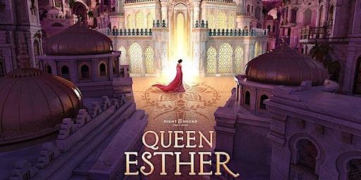 Queen Esther - Sight & Sound - Dinner, Play & Bus Trip