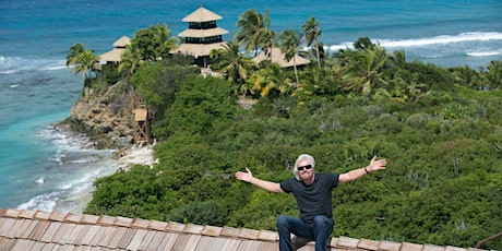 Richard Branson Private Island with Investors. Early Bird Special! tickets