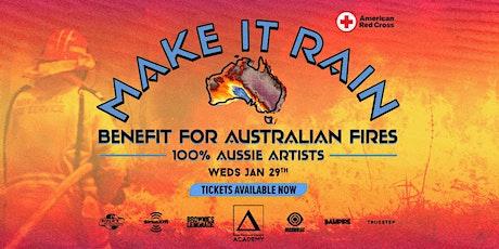 Make It Rain tickets