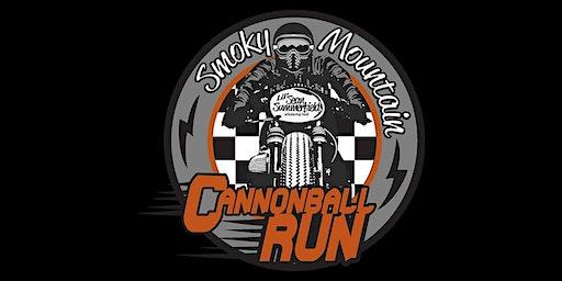 Smoky Mountain H-D Cannonball Run