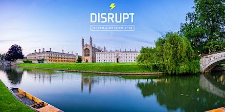 DisruptHR Cambridge #3 tickets