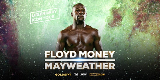 Floyd Mayweather - Essex - The Legendary Icon Tour