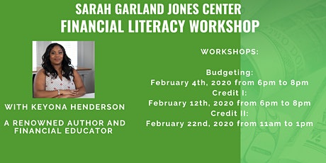 A Workshop Series on Finance and Budgeting tickets