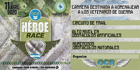 Héroe race tickets