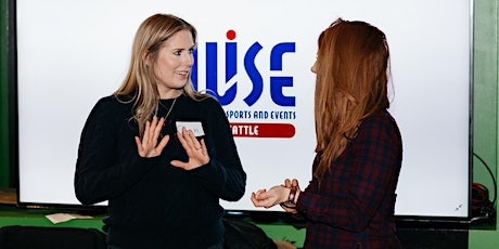 WISE Seattle February Event - Speed Mentoring with Sports Leaders tickets