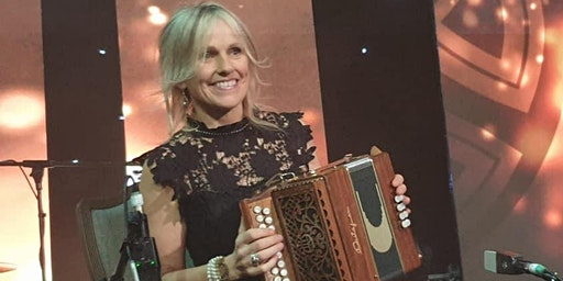 Sharon Shannon Band - the Irish Folk Sensation