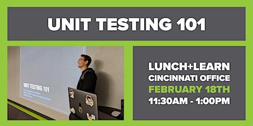Lunch+Learn: Unit Testing 101