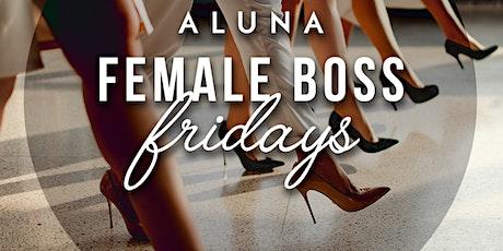 Female Boss Fridays presents International Women's Day tickets