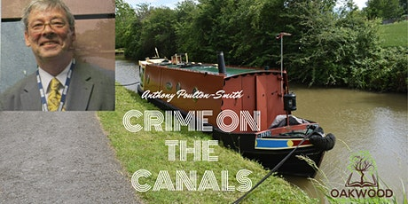 Crime on the Canals tickets