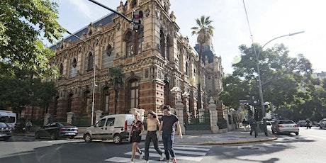Conocé el Palacio de Aguas Corrientes entradas