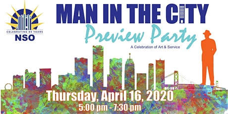 Man In The City Preview Party tickets