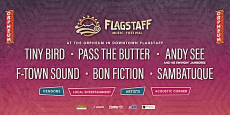Flagstaff Music Festival 2020 tickets