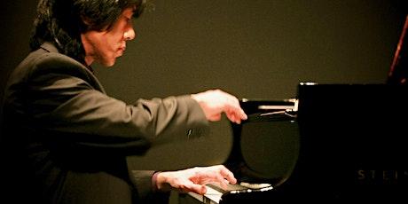 Taka Kigawa Piano Recital tickets