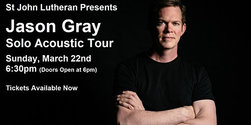 Jason Gray LIVE In Concert