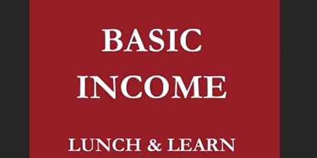 Basic Income NS - Lunch & Learn tickets