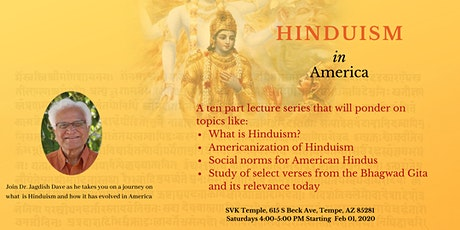 Hinduism In America tickets