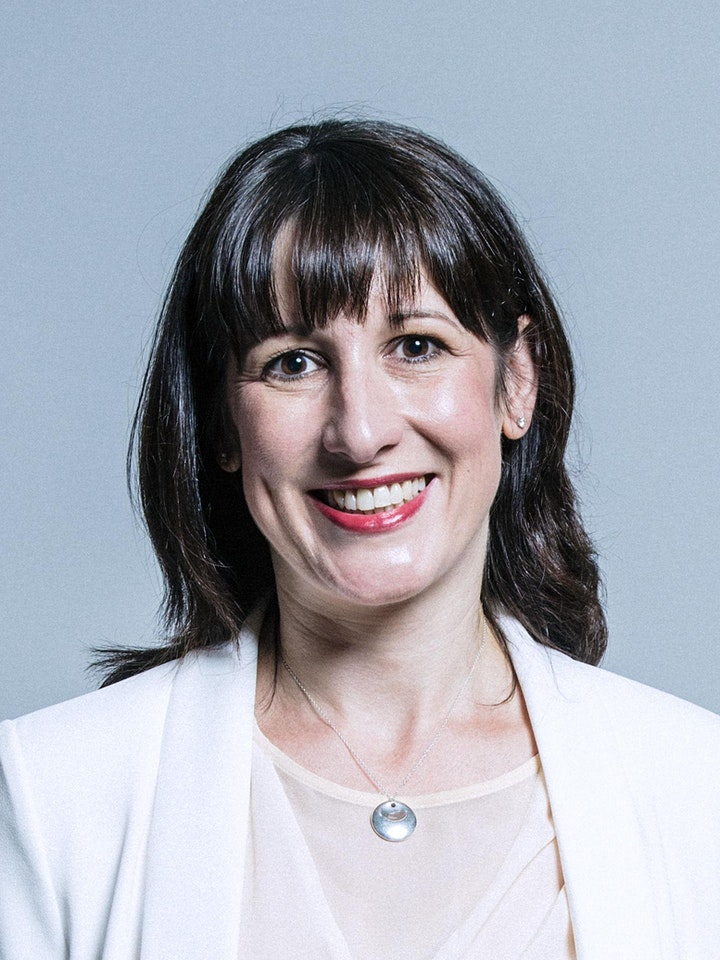 Women of Westminster: an Evening with Rachel Reeves MP image