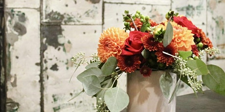 Designing with Dahlias Happy Hour! tickets