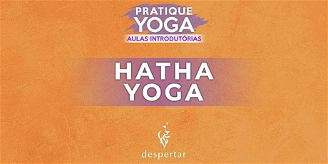 Aula Introdutória- Hatha Yoga ingressos