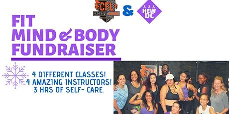 Winter Fit Body & Mind Fundraiser tickets