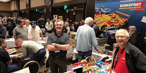 LA Lit and Toy Show For Porsche and Volkswagen Collectibles