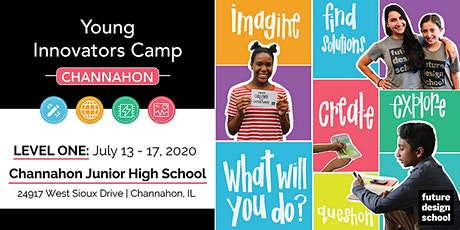 Young Innovators LEVEL 1 - Channahon IL tickets