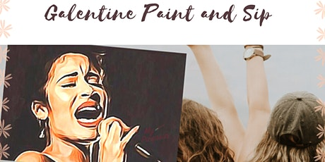 Selena's Galentine Valentine Paint N Sip Experience tickets