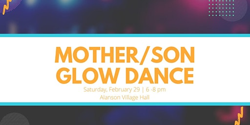 Mother/ Son Glow Dance