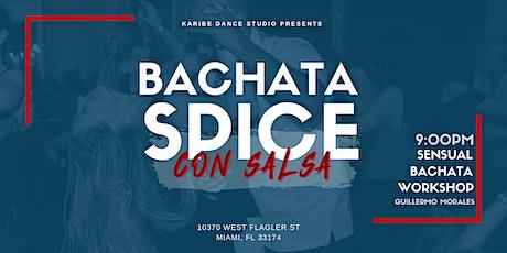 Bachata Spice con Salsa Social tickets