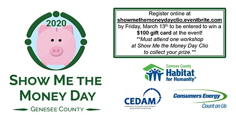 Show Me the Money Day - Clio tickets