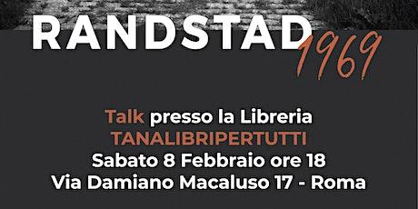 Randstad in tour alla Libreria Tana LIBRI per tutti biglietti