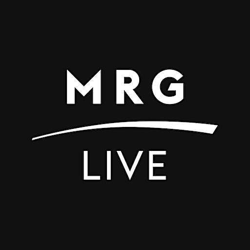 MRG Live West logo