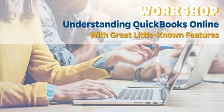 Understanding QuickBooks Online With Great Little-Known Features tickets