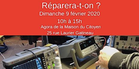Réparera-t-on ? / Repair cafe tickets