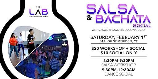 The Lab Salsa and Bachata Social