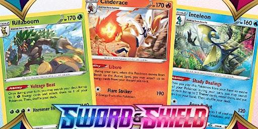 Pokemon Trading Card Game Sword & Shield Starter Deck Tournament