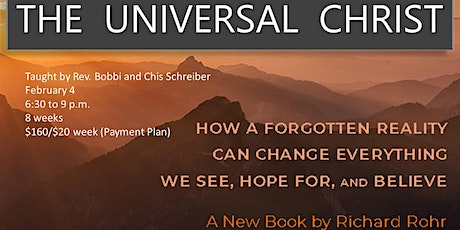 """Explore """"The Universal Christ"""" tickets"""