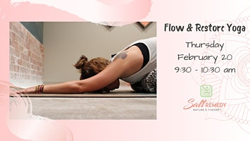 Flow and Restore Yoga