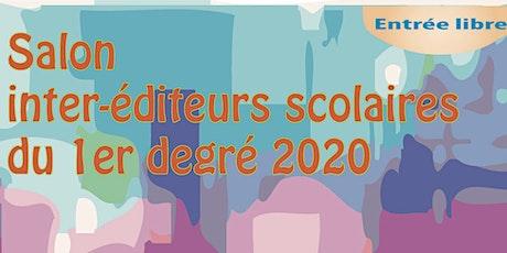 Salon inter-éditeurs scolaires du 1er degré 2020 en Guadeloupe billets