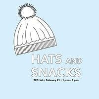 Hats and Snacks