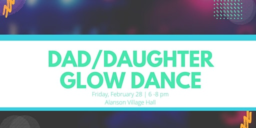 Dad/Daughter Glow Dance