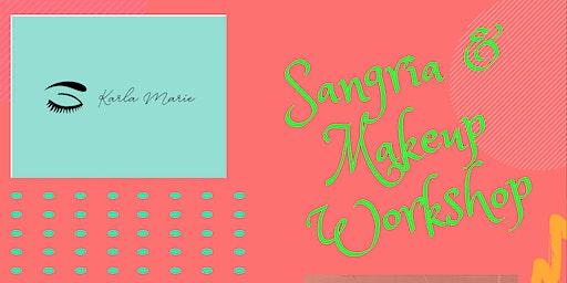 Sangria & Makeup Workshop