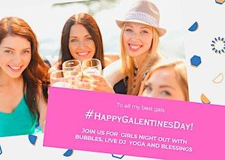 Galentine's Live DJ Yoga Night tickets