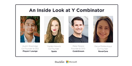 An Inside Look at Y Combinator tickets