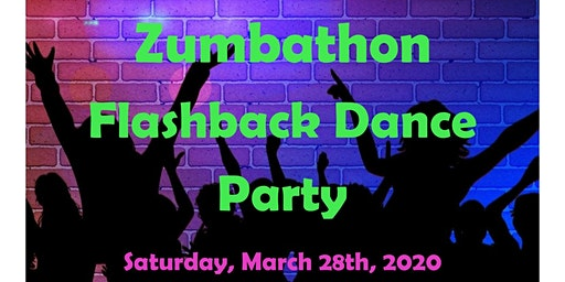 Zumbathon Flash Back Dance Party